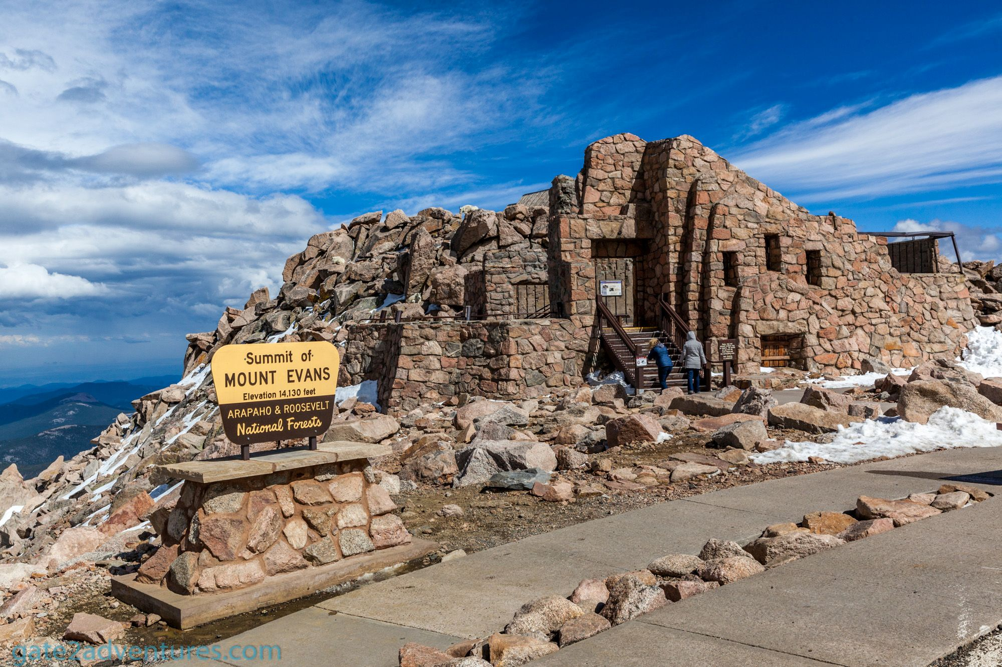 Road Trip on the Highest Paved Road in North America