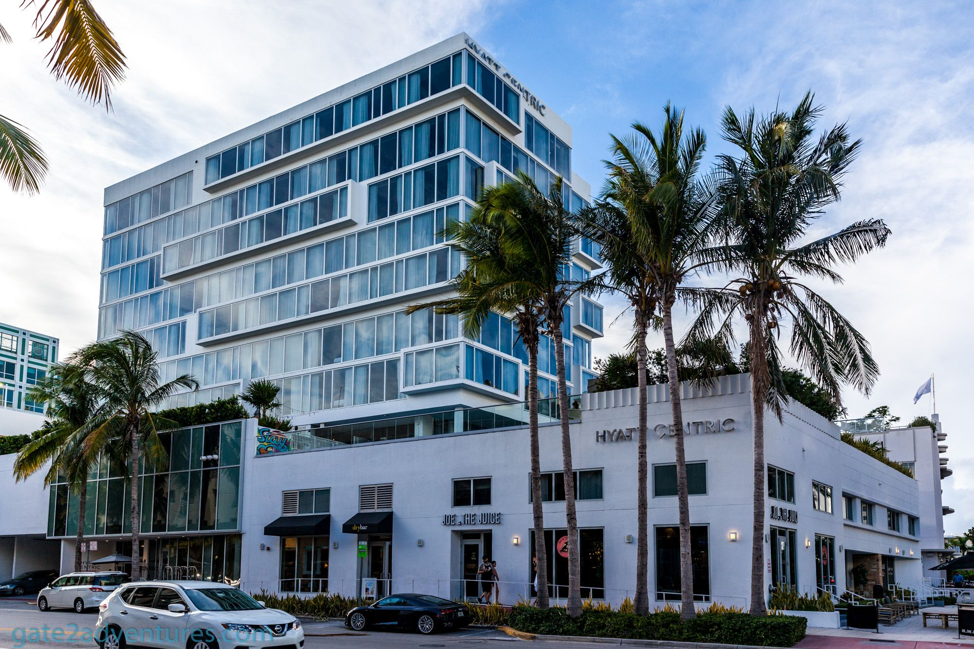 Hotel Review: Hyatt Centric South Beach Miami
