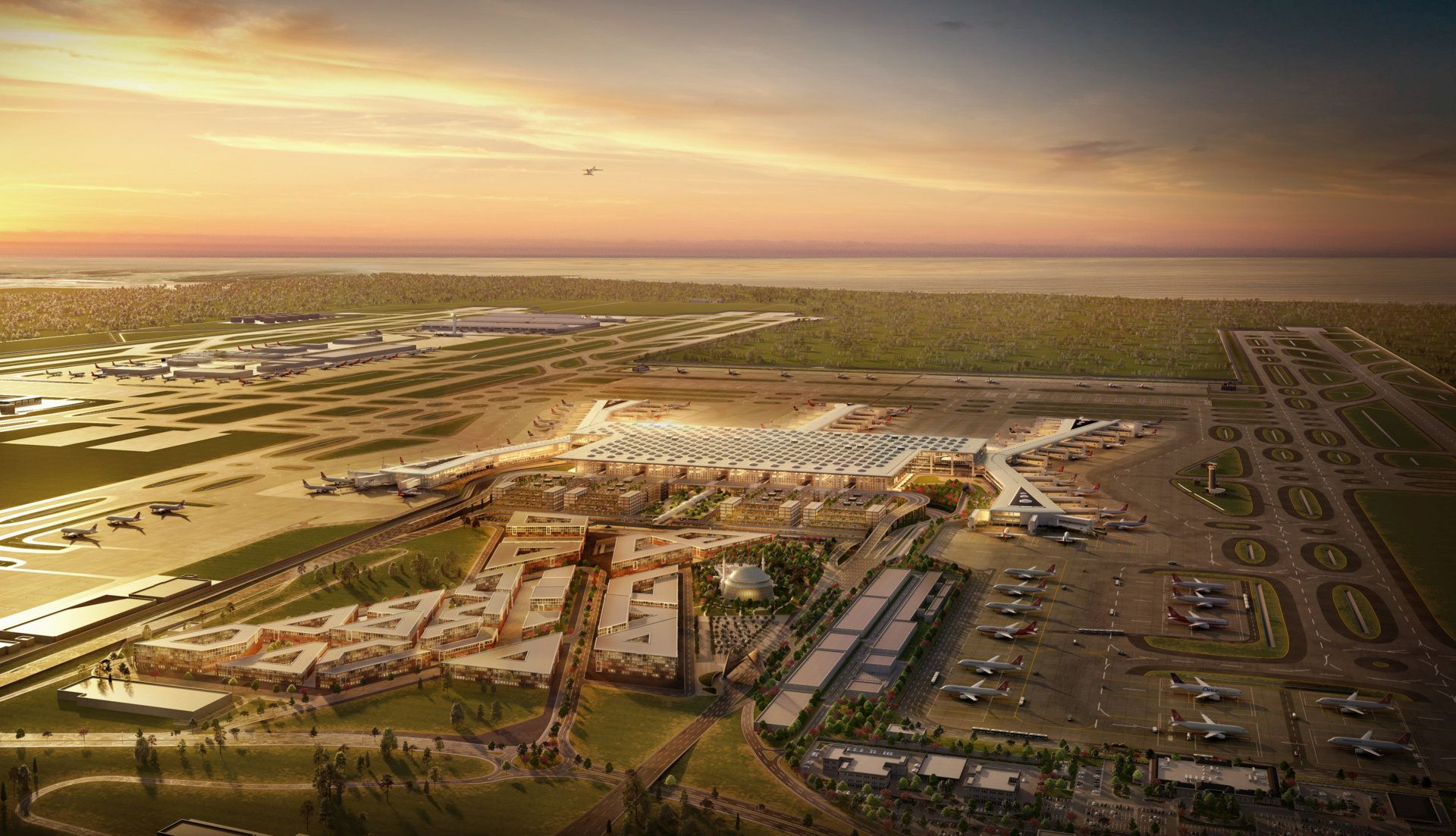 Grand Opening: Istanbul's New Airport