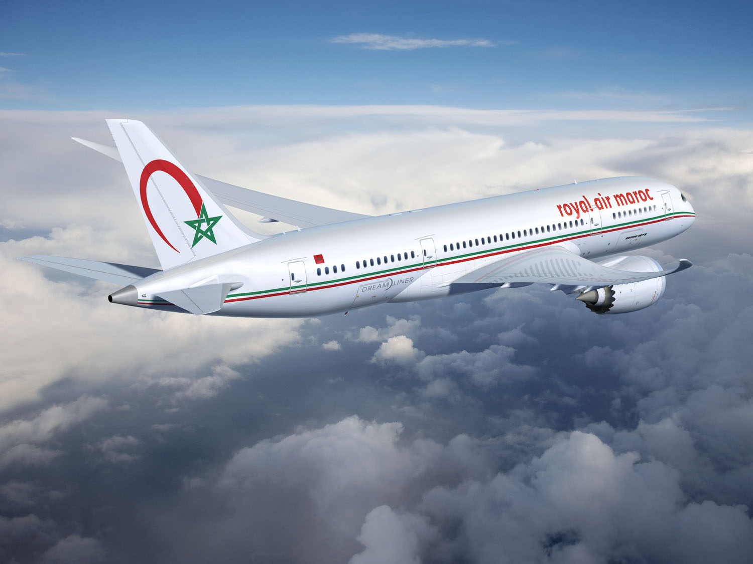 Royal Air Maroc joins Oneworld in 2020
