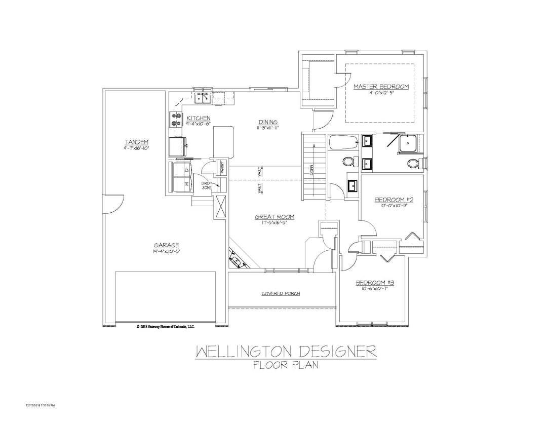 SM Wellington Designer Fplan