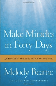 Make Miracles in Forty Days book jacket
