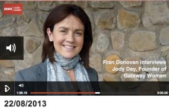 Gateway Women on BBC Radio Wales