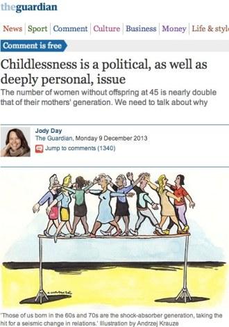 Guardian article - Dec 2013