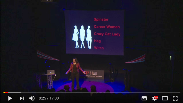 TEDx Lost Tribe of Childless Women
