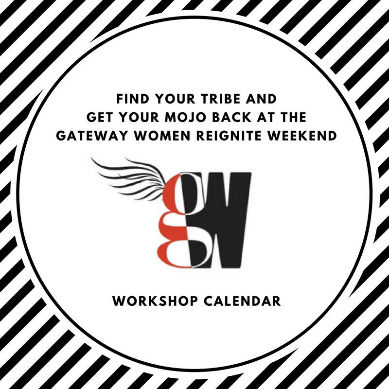 REIGNITE WEEKEND WORKSHOPS