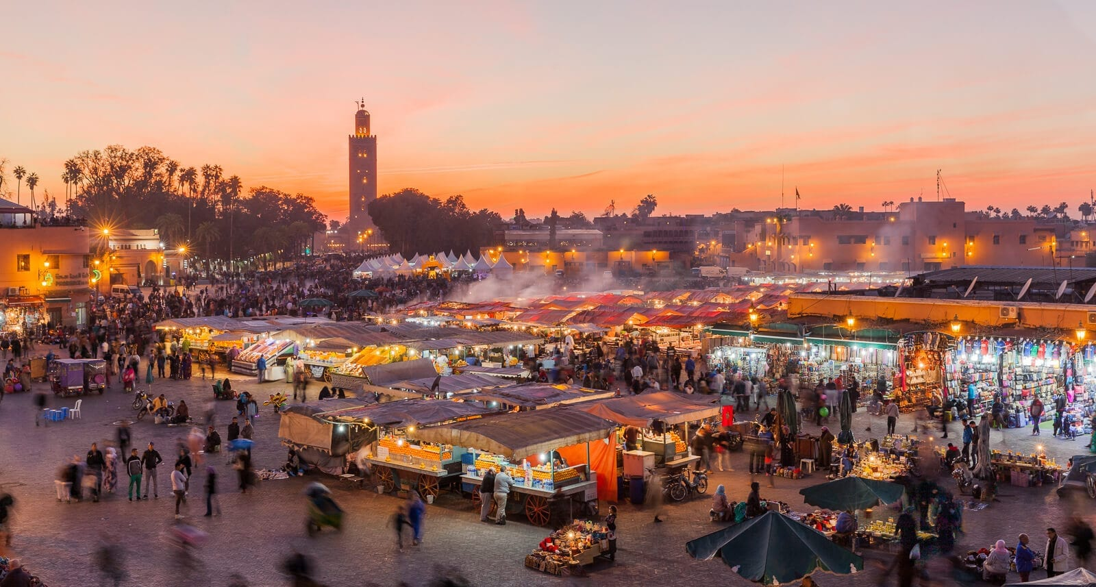 Taste Of Marrakech Tour