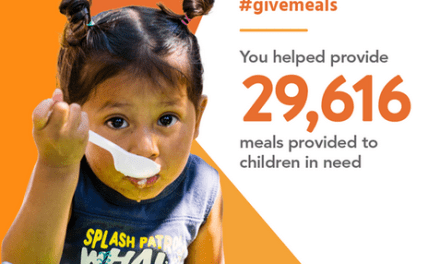 #givemeals Results