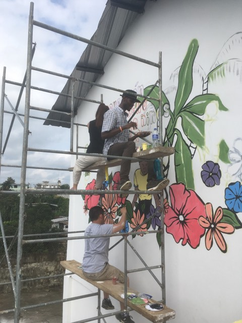 Gateway Ecuador 2019 - More Paintings