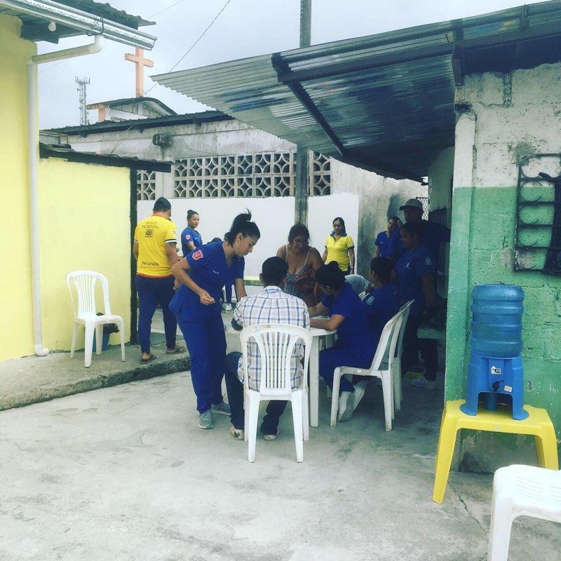 Ecuador 2019 Medical Team