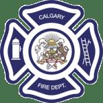 Calgary Fire Dept logo