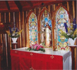 Christ Church Altar Flower Festival 001