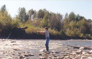 Okotoks - fishing