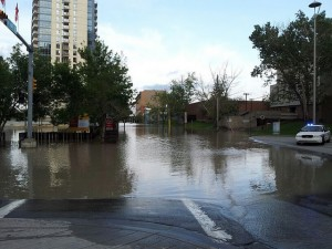 YWCA of Calgary facing rising flood waters