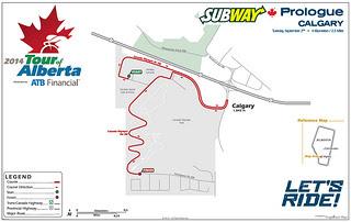 Prologue -Time Trial - Calgary