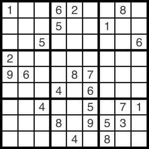 2014-09-20 Sudoku Puzzle