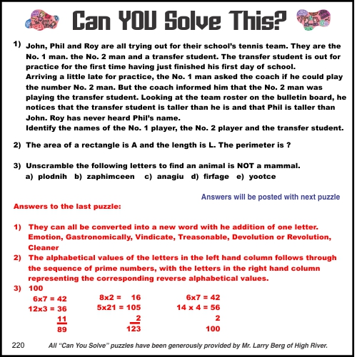 2014-09-26 Math Puzzle week 220