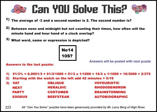 2014-11-08 Math Puzzle week 223