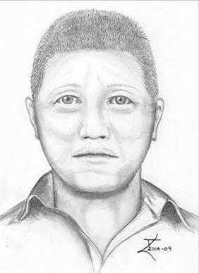 Sexual Assault Suspect - sketch