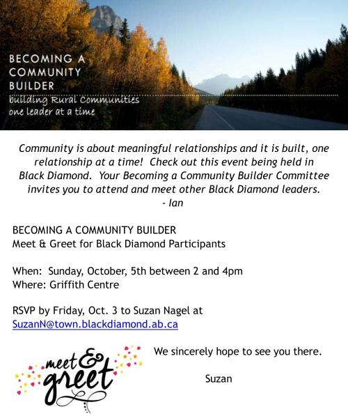 2014-10-02 Community Builder meet and greet