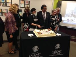City Hall School Anni - Cake 2