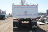 RCMP - gravel truck rear