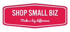 Shop Small Biz logo