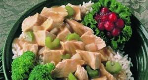 Turkey leftovers - 82436H