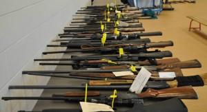 Saskatoon Police - gun grab