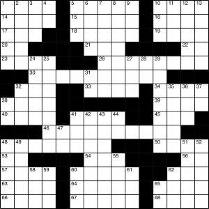 2015-02-14 Crossword Puzzle 300