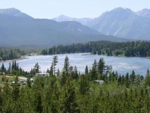 Beaver Mines Lake - Camp Impeesa