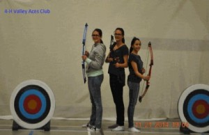 Valley 4H archery - group