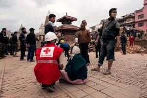 Red Cross in Nepal