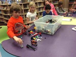 TV - Lego Club 1