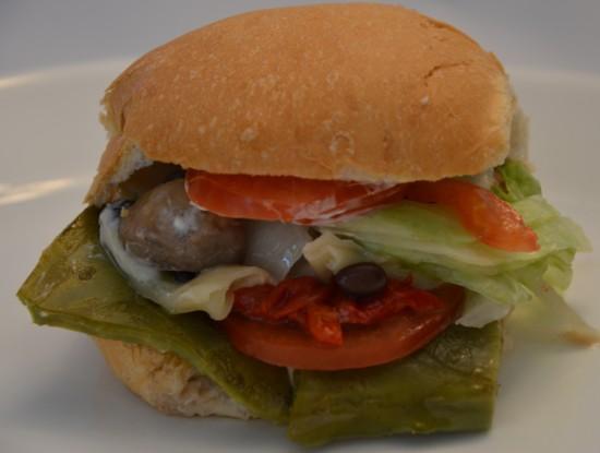 cactus burger