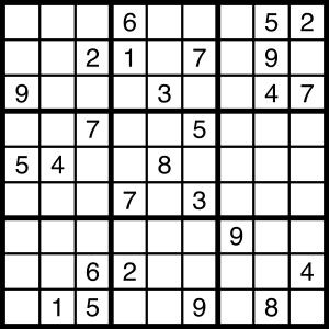 2015-07-18 Sudoku Puzzle