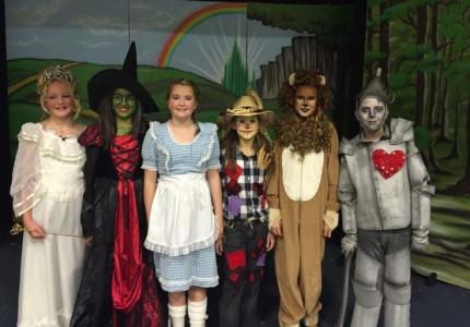 TV School Wizard of Oz