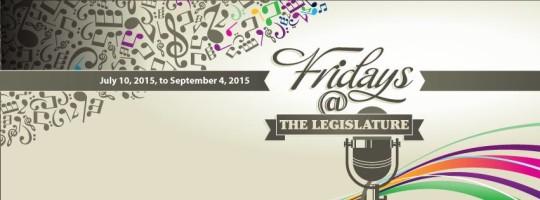Fridays@ the Leg 2015