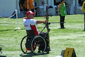 Canada - Parapan Games Toronto - archery
