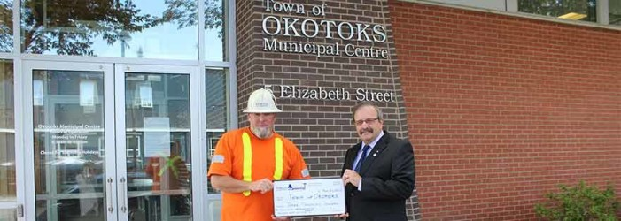 Fortis awards Okotoks