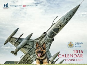 CPS Canine Unit Calendar