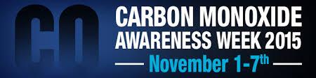 CO awareness week