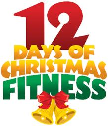 12 Days of Christmas Fitness