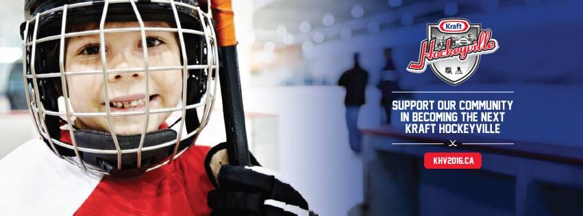Okotoks Hockeyville 2016