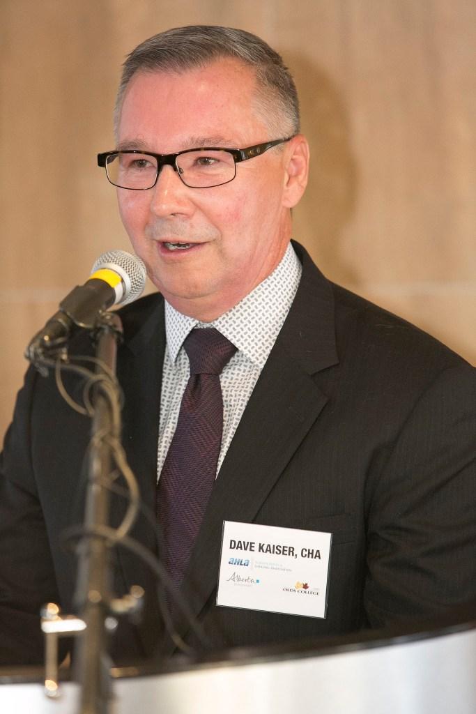 Dave Kaiser, President, AHLA