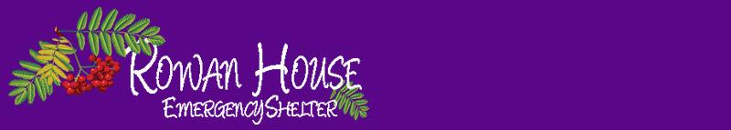 Rowan House purple banner