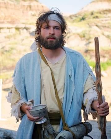 Caleb Gordon as Jesus