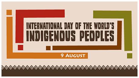 International Day of World Indigenous People 2016