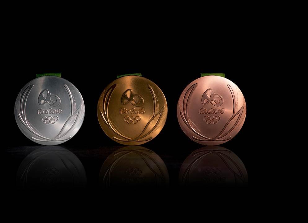 Rio 2016 medals