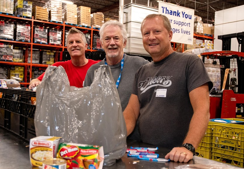 City of Calgary Peace Officer Team and Calgary Food Bank Initiate Hamper Partnership to Support Calgarians Experiencing Homelessness
